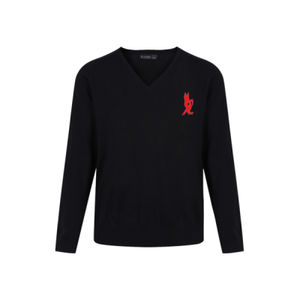cav - Cotton Blend Jumper - senior Thumbnail